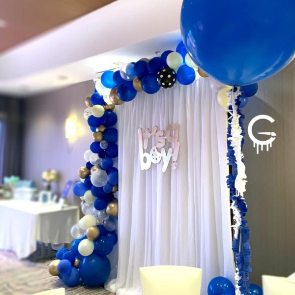 Cookie Monster Baby Shower Party Baby Shower Ideas