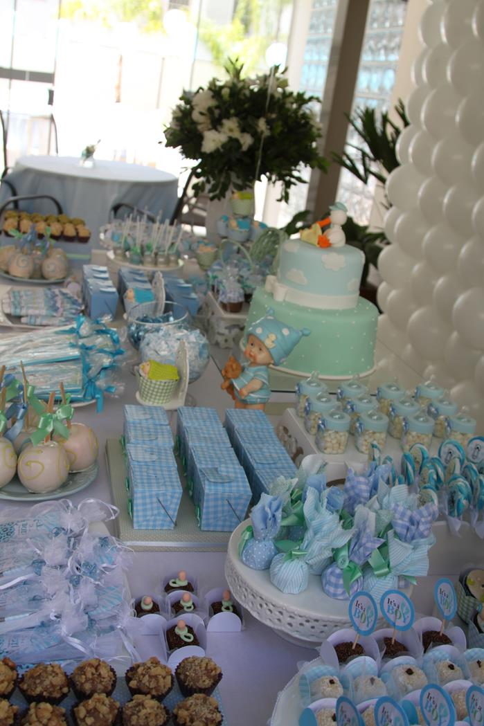 Sweet Little Boy Baby Shower Party Baby Shower Ideas