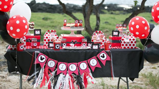 Minnie Mouse Picnic Party Ideas Baby Shower Ideas Themes