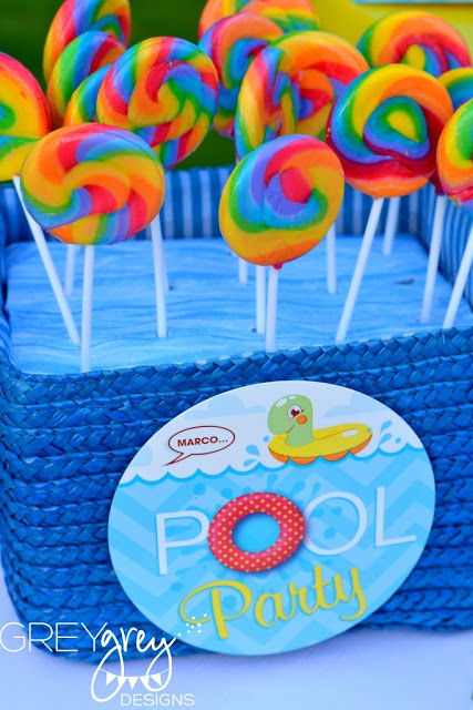 Summer Pool Party Ideas Baby Shower Ideas Themes