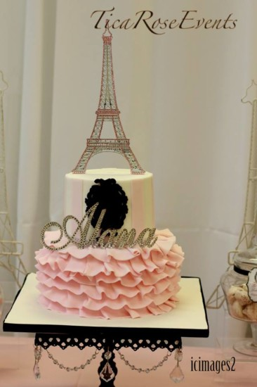 Ohh Lala Its a Girl Paris Baby Shower Baby Shower Ideas