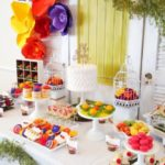 Bold And Bright Baby Shower