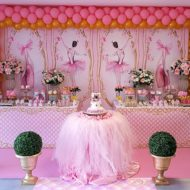 pink-ballerina-party-table